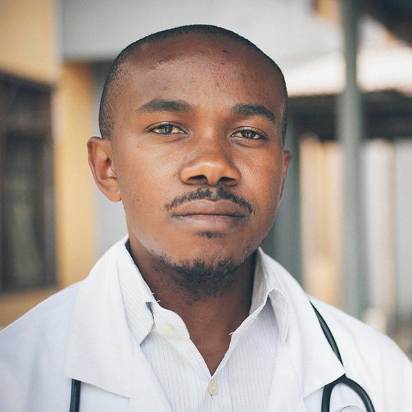 Dr. Martin NALUNGA, Family Medicine